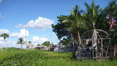 NP Everglades airboat