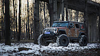 Jeep Wrangler Hunting Unlimited