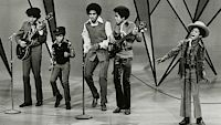 The Jackson 5 a Michael Jackson (vpravo)