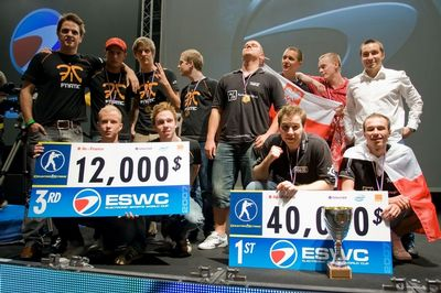 Vítězové Electronic Sports World Cup 2007