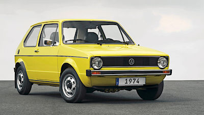 Volkswagen Golf (1974)