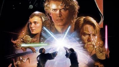 Plakát filmu Star Wars Episode III: Revenge of the Sith