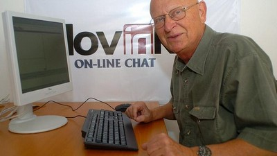 Václav Pačes na on-line chatu