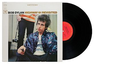 Dylanovo album Highway 61 Revisited