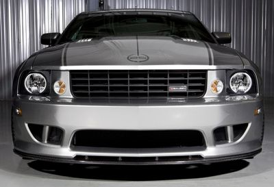 Saleen Mustang SA-25 Sterling Edition