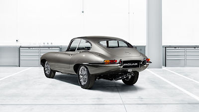 Jaguar E-Type 1965