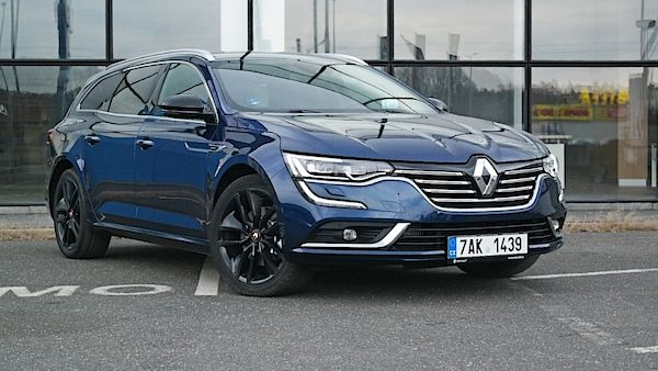 Renault Talisman Grandtour S-Edition TCe 225 EDC GPF