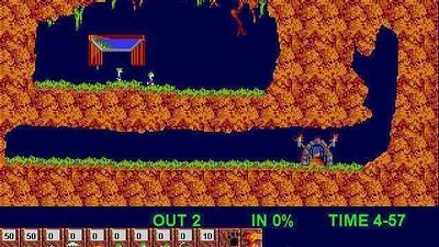 Lemmings 32K
