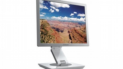 LCD panel Samsung SyncMaster 970P