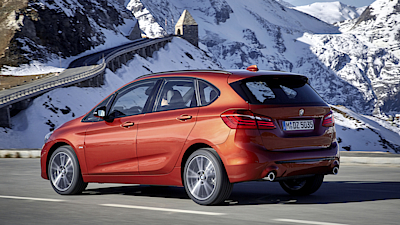 BMW 2 Active Tourer (facelift, 2018)