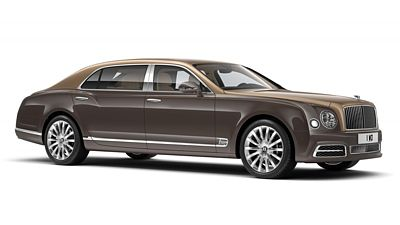 Bentley Mulsanne EWB First Edition