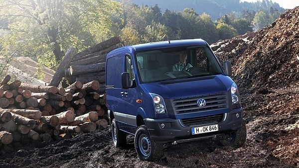 VW Crafter 4Motion (Achleitner)