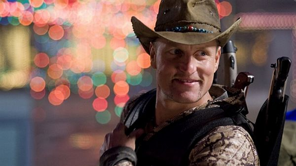 Woody Harrelson ve filmu Zombieland