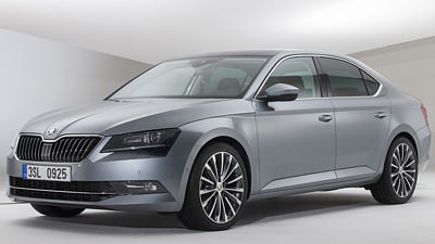 Škoda Superb (2015)