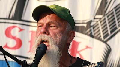 Seasick Steve učaroval blues.