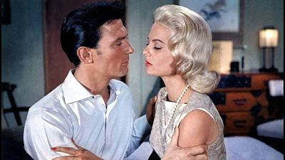 Martha Hyerová ve filmu A girl named Tamiko (1962)