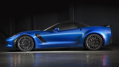 Chevrolet Corvette Z06 Convertible (2014)