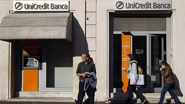Italská banka UniCredit