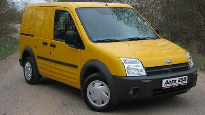 Ford Transit Connect 1.8 TDCi/66 kW.
