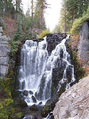 King Creek Fall