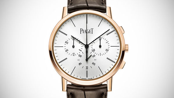 Piaget Altiplano Chronograph Flyback