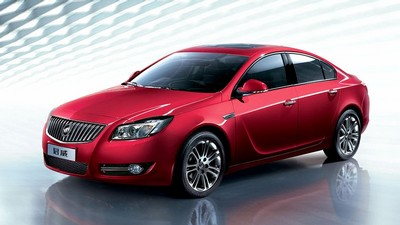 Buick Regal alias Opel Insignia