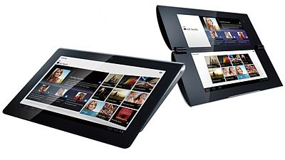 Tablety Sony S1 a S2
