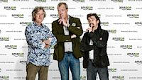 May, Clarkson a Hammond