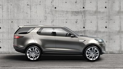 Land Rover Discovery Vision (koncept, 2014)