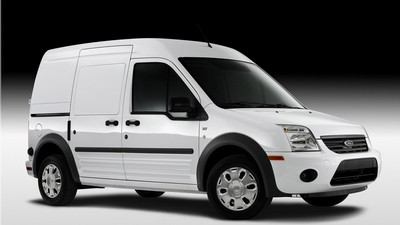 Ford Transit Connect pro USA