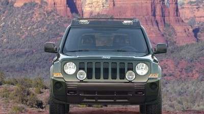 Studie Jeep Patriot