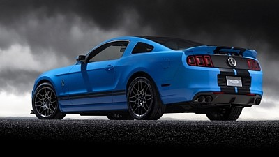 Ford Shelby GT500 (2011)