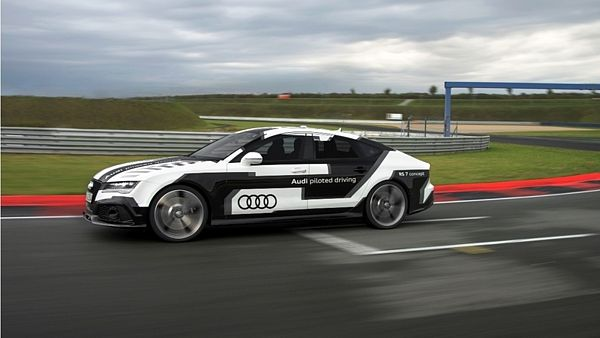 Audi RS 7 piloted driving concept (2014)