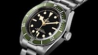 Tudor Black Bay Harrods