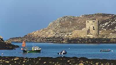 Scilly Isles - Rushy Bay, Bryher