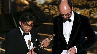 Asif Kapadia a James Gay-Rees dostali Oscara za dokument Amy.