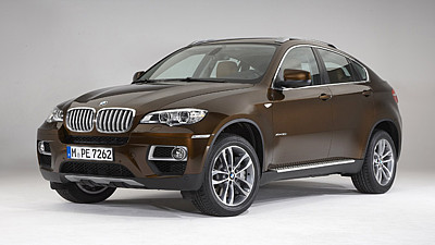 BMW X6 (facelift 2012)