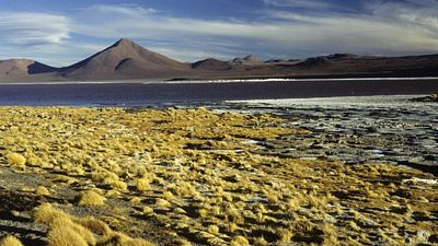 Laguna Colorada, Bolívie