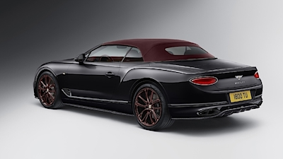 Bentley Continental GTC Number 1 Edition by Mulliner