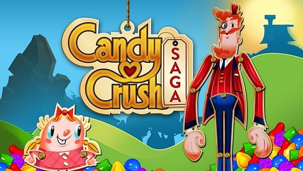 Hra Candy Crush