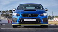 Subaru WRX STi Diamond Edition30