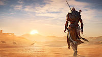 Ukázka ze hry Assassins Creed Origins
