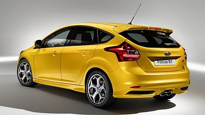 Ford Focus ST (2011)