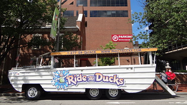 The Duck Ride