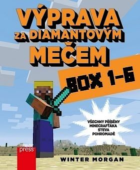 Výprava za diamantovým mečem - BOX - Winter Morgan