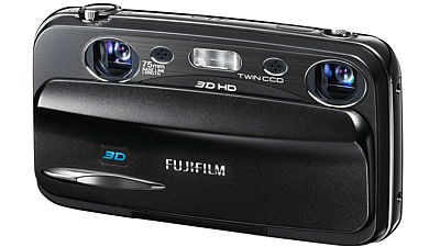 Fujifilm FinePix Real 3D 3W