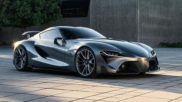When is the toyota ft1 coming out