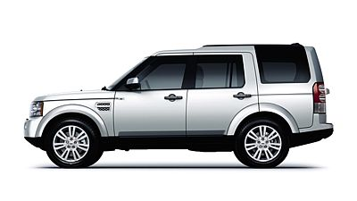 Land Rover Discovery 4 (2011)