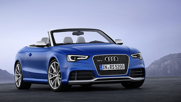 Audi RS5 Cabriolet (2012)