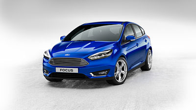 Ford Focus (facelift, 2014)